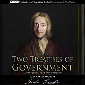 Two Treatises of Government Audiobook