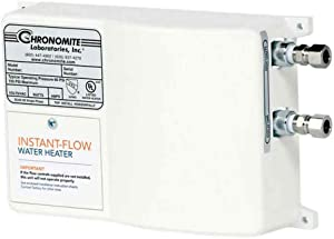 Chronomite SR-15L/120 HTR 120-Volt 15-Amp SR Series Instant-Flow Low Flow Tankless Water Heater