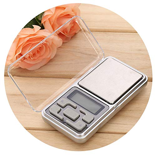 le Portable Mini Pocket Electronic Scale Palm Electronic Scale Precision 0.01g, Version (500g/0.01) ()
