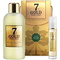 Luxana Seven Gold Lote 2 Pz 60 ml