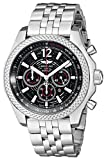 Breitling Men's A4139024-BC83 Analog Display Swiss Automatic Silver Watch