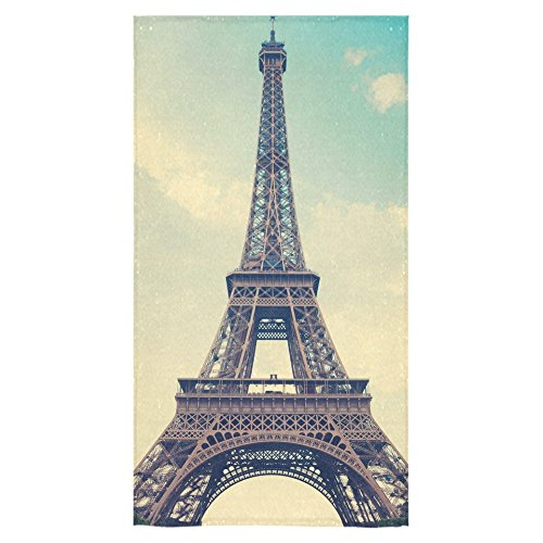 Eiffel Tower Vintage French