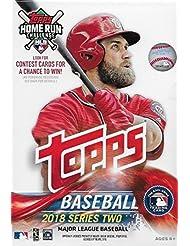 Topps 2018 Baseball Series 2 Hanger Pack