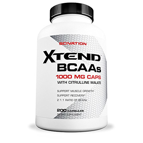 Scivation Xtend BCAAs Capsules Count product image