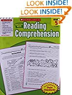 #4: Scholastic Success with Reading Comprehension, Grade 5