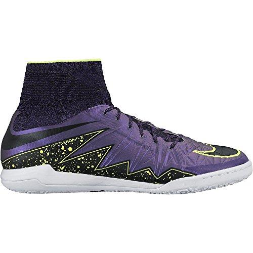 Uomo Schwarz Hyper vlt Nike Prpl crt Calcio IC da Gelb Grape Schwarz Scarpe Proximo Hypervenomx Lila v7qxZ7fYw