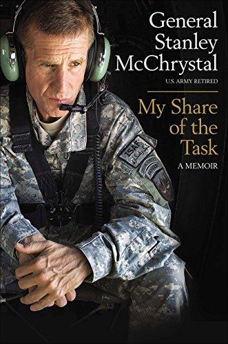General mcchrystal book