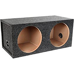 Atrend 12dq Dual 12 Sealed Subwoofer Box