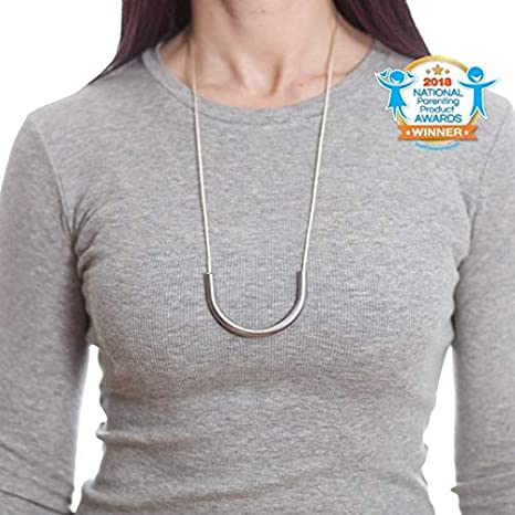 Amazon.com: Prince Street acero inoxidable collar de ...