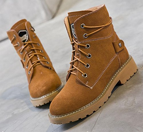 bare boots cheap Camel boots boots and boots short Martin autumn KUKI winter boots 1CqwxUvzn8