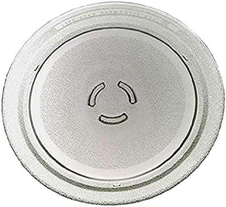 "(Ks) 4393799 Ps373741 Ap3130793 30Qbp4185 neu Microwave Glass Tray Plate Exact passen für Whirlpool - 11-15/16"" Diameter"