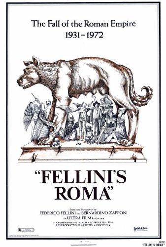 Amazon Com Fellini S Roma Poster Movie 27 X 40 Inches