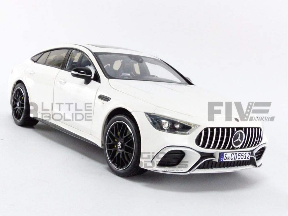 Norev Mercedes AMG GT S 4-Matic Blanche 2019 1//18