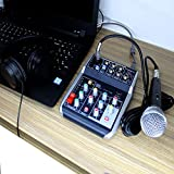 Phenyx Pro USB Audio Interface Audio Mixer