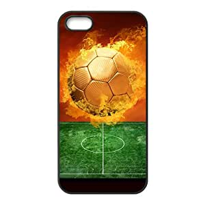 Fire Ball Pattern Hot Seller High Quality Case Cove For Iphone 5S