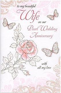 Wedding anniversary greetings to my wife
