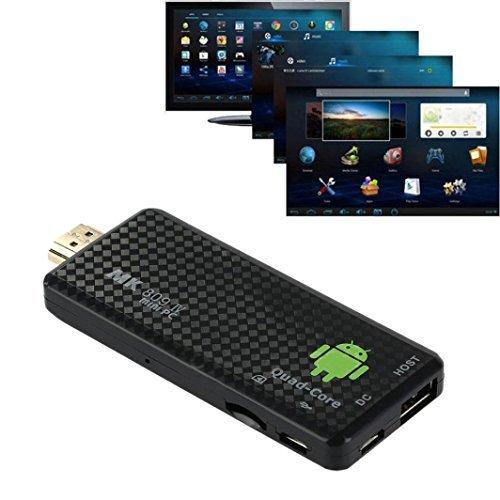 Creazy MK809IV Android 4.4 TV Dongle Box Quad Core Mini PC 1080P 3D Media Player Kodi