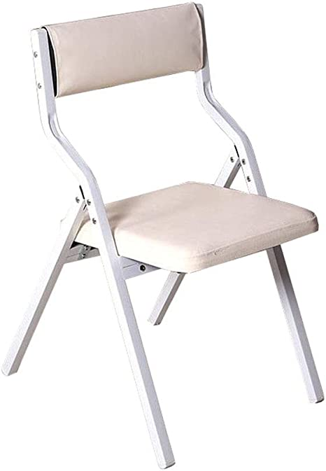 Amazon.de: Klappstuhl Klappbarer Schreibtisch-Stuhl-Kunstleder, das