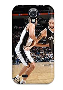 Heidiy Wattsiez's Shop brooklyn nets nba basketball (38) NBA Sports & Colleges colorful Samsung Galaxy S4 cases