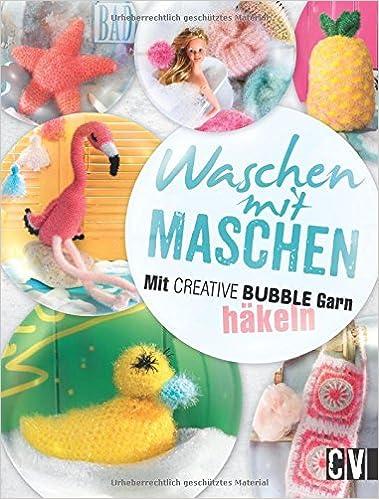 Amazonfr Waschen Mit Maschen Mit Creative Bubble Garn Häkeln