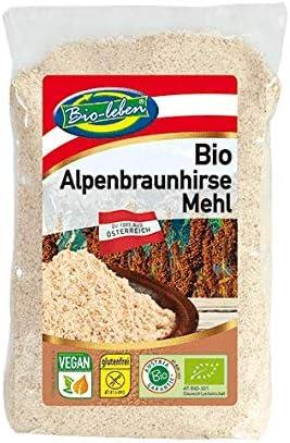 Harina de mijo ecológica BIO-LEBEN (400 gr)