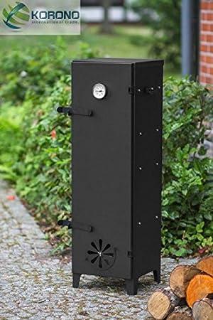 korono Fumoir 30 x 30 x 100 cm + nombreux accessoires - Armoire d ...
