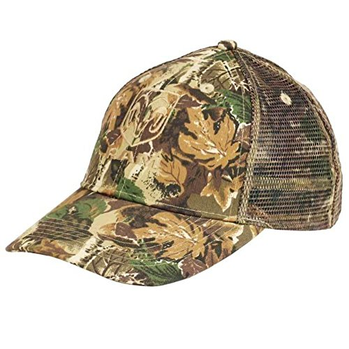 - Dodge Ram Camo Twill Mesh Hat