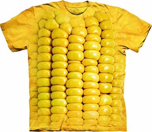 The Mountain Corn On The Cob T-Shirt (2XL) Yellow