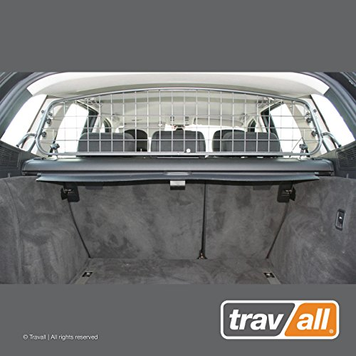 Travall Guard Compatible with BMW X3 (2003-2010) TDG1111 [Models Without SUNROOF ONLY] - Rattle-Free Steel Pet Barrier ()