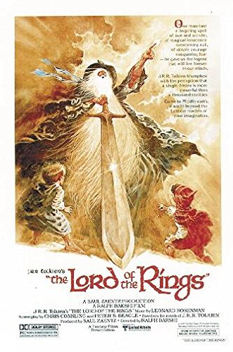 magasin officiel large choix de couleurs revendeur Up Close Poster Le Seigneur des Anneaux (en Anglais Lord of ...