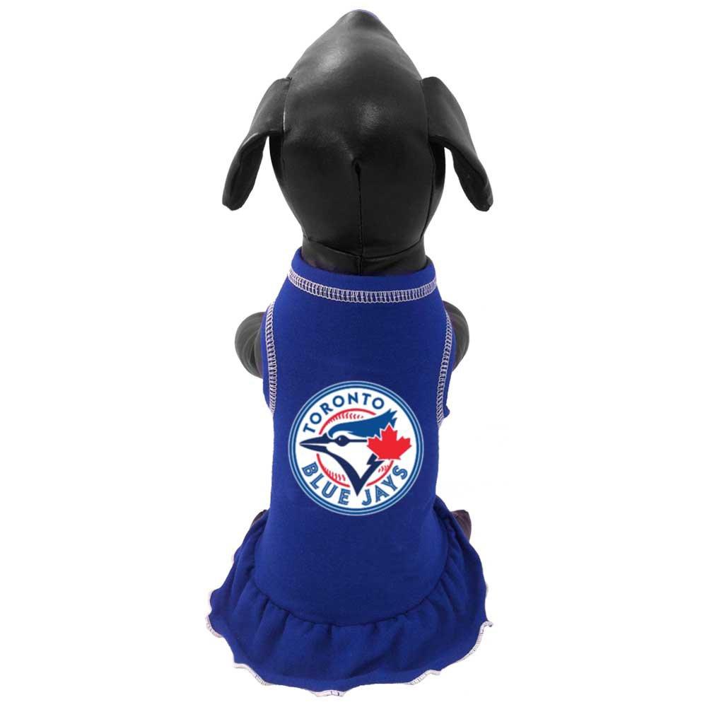 All Star Dogs Official Toronto Blue Jays Dress, XX-Large Lambert Vet Supply 693477