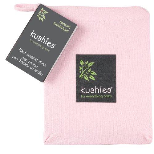 Kushies Organic Jersey Bassinet Fitted