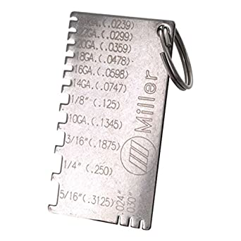 Miller electric 229895 gage wire metal sizes amazon tools miller electric 229895 gage wire metal sizes keyboard keysfo Gallery