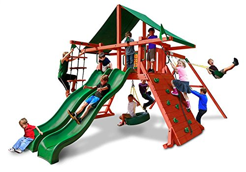 Gorilla Playsets Sun Valley Extreme Swing Set by Gorilla Playsets