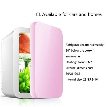 Amazon.es: Refrigeradores portátiles coche eléctrico 8L mini ...