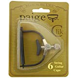 Paige PC-6-2.062-R Clik Guitar Capo