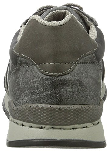 Rieker Men's 19411 Trainers Grey (Graphit/Rauch/Graphit 45) pay with visa cheap price newest online purchase sale online 7IEISA93