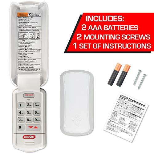 (Genie GK-BX Intellicode Wireless Keypad 37224R)