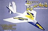 Dip-er-do-II Boomerang Stunt Planes, Set of Three