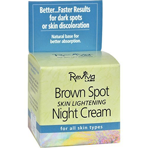 REVIVA Brown Spot Night Cream