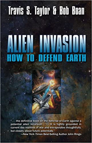 Amazon com: Alien Invasion: How to Defend Earth