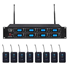 Professional 8 Channel