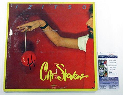 Original album cover of Izitso by Cat Stevens