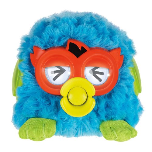 Furby Party Rockers Creature (Light Blue) by Furby