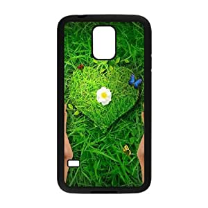 SamSung Galaxy S5 G9006V Heart Phone Back Case DIY Art Print Design Hard Shell Protection TY094419
