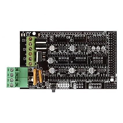 SainSmart 3D Printer controller 3D Printer Control Board Ramps 1.4 for Reprap Mendel Prusa Arduino Mega2560 Mega1280 101-91-100