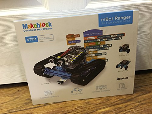 Price comparison product image Makeblock construct your dreams mBot ranger 3-in-1 Educational Robot Kit