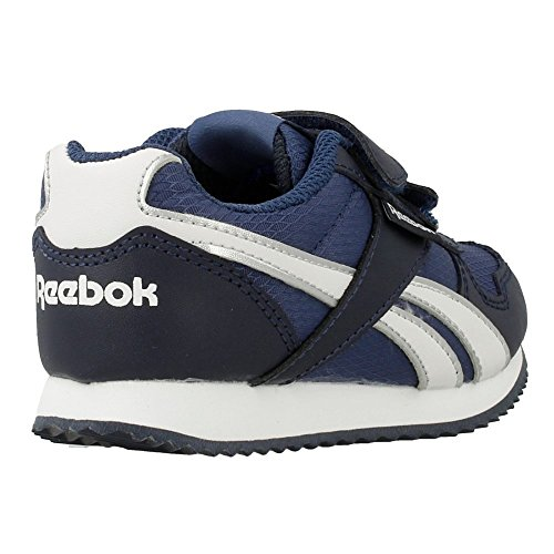 Reebok - Royal CL Jogger - Color: Azul marino-Blanco - Size: 32.0