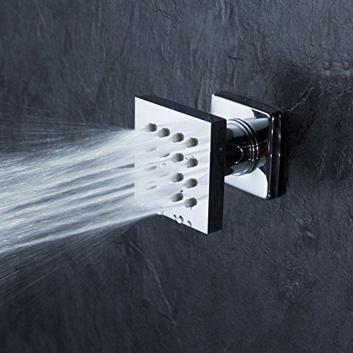 Grohe 28287000 Relexa 50 NPT Side Shower with 2 Sprays, StarLight Chrome outlet
