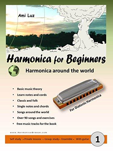 Harmonica around the world (Kindle Edition)